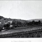 Le Village de Bouzeron et sa Vallée en 1912